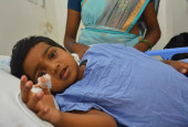 3-year-old Bhavya's Liver Has Failed And She Has Days To Get A Transplant That Can Save Her