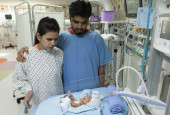 Hyderabad M-Tech Grad Cannot Afford To Save His Premature-born Son And Take Him Home