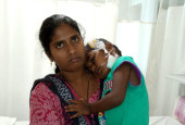 After Losing Crops To Rain, Farmer Family Struggles To Continue 5-year-old's Cancer Treatment