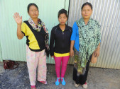 Hoikhohat Haokip and Group