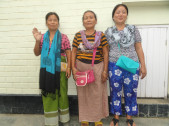 Phaneng Haokip and Group