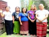 Lalchungnungi and Group