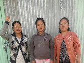 D Lamshi Haokip and Group