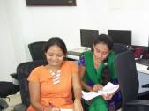 Nibedita Pradhan