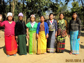 Veijalam Haokip and Group