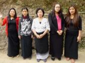 Lalbiaksangi and Group