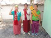 Ngaichin Haokip and Group
