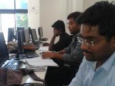 Nitesh Boomalakunta and Group