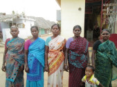 Krishnaveni and Group