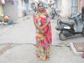 Minaben Santoshbhai Dhrangadhariya