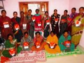 Chandrakanti Choudhuri and Group