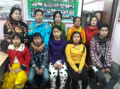 Saritakumari And Group