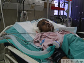 Left To Die On The Road After An Accident, Nandini Needs Help To Live And Come Out Of A Coma