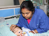 1-Year-Old Baby Girl Who Can't Eat Or Breathe On Her Own Needs Urgent Treatment To Live