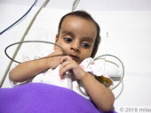 Recurrent Lung Infection From Severe Heart Disease Will Kill This 5-Month-Old Without An Urgent Surgery