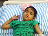 Little Girl Who Thinks Cancer Is A Monster Taking Over Her Body Needs Urgent Help To Fight The Disease