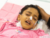 4-Year-Old Has Just A Few Hours To Get A Life-Saving Liver Transplant