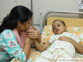 Cancer Already Took Away Her Husband, Now She Fights Alone To Save Her Son From The Same Disease