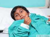 This 7-Year-Old Is Battling Cancer Away From Her Parents And Needs Your Help To Get Treated