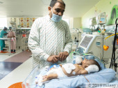 This 9-Month-Old Baby Has Only Known A Life Of Pain In The ICU, Needs Your Help To Go Home