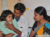 After Spending Every Paisa To Keep Her Alive Till Now, 6-Year-Old's Parents Are Left With Nothing For Her Transplant