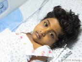 Less Than 24 Hours To Save This 4-year-old Girl From Losing Her Life To Liver Failure