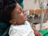 The Next Heart Attack Can Paralyze Or Kill This 3-Year-Old If He Does Not Get An Urgent Surgery