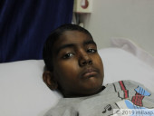 Boy Prays That Blood Disease Doesn't Kill Him And His Younger Brother, Needs Help For Treatment