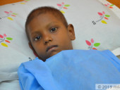Nobody Recognizes This Cancer-ridden 6-year-old Who Goes To School Only Once A Month