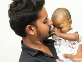 Airtel Cable Operator Who Is Unable To Save His Baby Girl From Liver Disease Needs Urgent Help