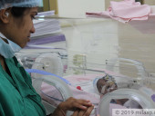 She Was Told She'll Never Have A Child, Now This Mother Struggles To Save Her Newborn Twins