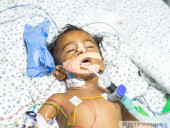 2-Year-Old Is Critical In The ICU After Accidentally Drinking Varnish, Needs Urgent Help