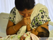 How This Mother Refuses To Give Up On Her Critically Ill 2-Month-Old When Everyone Tells Her To