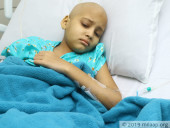 While Her Husband Fights For The Country, She Struggles To Save Her 10-Year-Old From Cancer