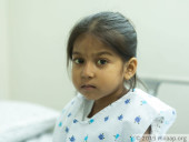 Her Father Can't Even Be With Her As She Fights A Deadly Disease, She Needs An Urgent Transplant