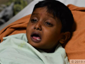 Medicines Have Failed Him And Only An Urgent Liver Transplant Will Save Little Anirudh's Life
