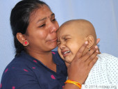 This Mother Has Starved For Days, But Still Can't Afford Her Daughter's Cancer Treatment