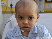 At Just 6, This Boy Is In The Hospital Battling Cancer, And He's Failing