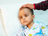 Angry And Tired Of The Pain Of Cancer, This 5-Year-Old Wants To Give Up