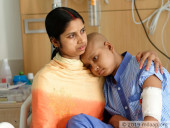 Her Husband's Paralyzed, Her Daughter Has Cancer, And This Woman Is Helpless