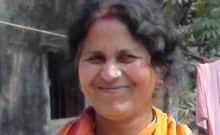 Susmita's mother