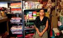 Chhayaben grew her small business with a Milaap loan, tripling her income in a few months