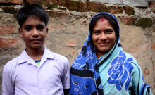 """My son wants to become an engineer""- Mamta"