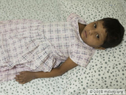 Geetha's Liver Disease Makes Her Scratch Her Skin Till It Bleeds