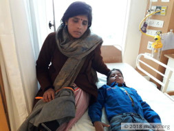 Help 7-year-old Aditya fight a severe heart disease