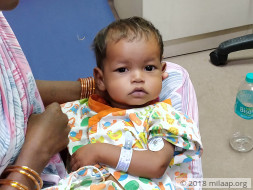 No Doctor Wanted To Treat Baby Srihari Because Of His Heart Condition