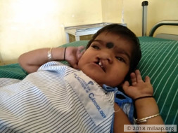 Help this 2-year-old fight heart disease
