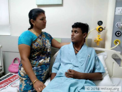 Tailor And Daily-wager Are In Deep Debt Trying To Save Son's Heart