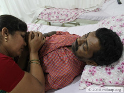 Wife Will Follow Her Husband In Death If He Does Not Beat Cancer