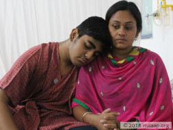 Abandoned By Her Husband, This Mother Is Struggling To Save Her Son